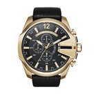 DIESEL-DZ4344-MEGA-CHIEF-BLACK-GOLD-HORLOGE